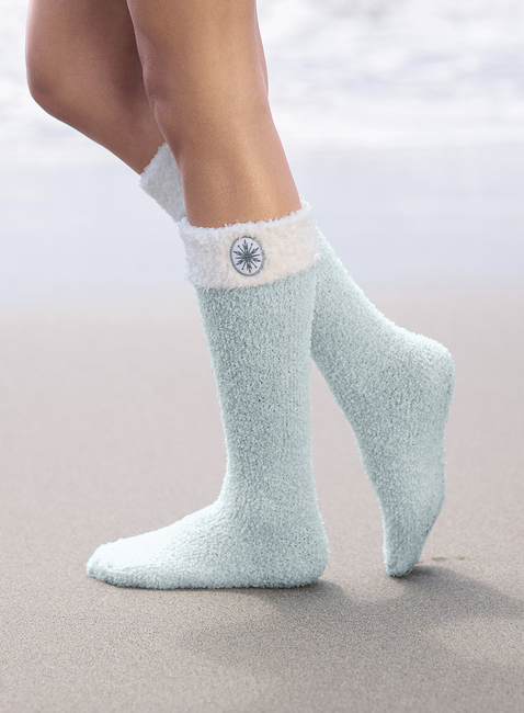 COZYCHIC FROZEN DISNEY WOMEN\'S SOCK