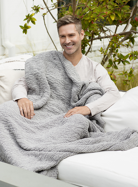 BOUCLE THROW