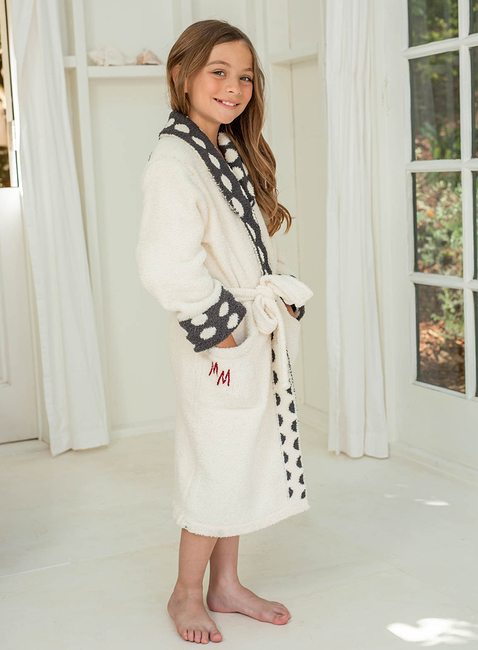 COZYCHIC® CLASSIC DISNEY MINNIE MOUSE YOUTH ROBE