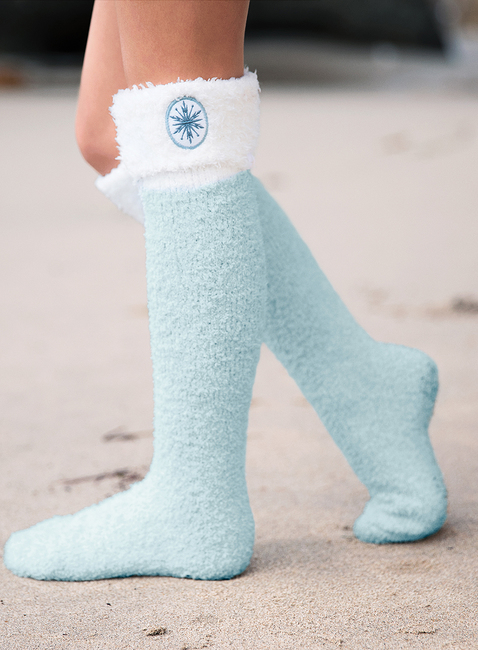 COZYCHIC FROZEN DISNEY YOUTH SOCK