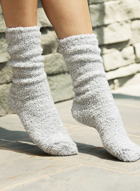 COZYCHIC® HEATHERED WOMEN\'S SOCKS