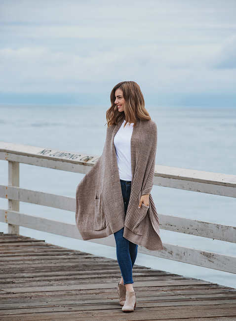 COZYCHIC LITE® TRAVEL SHAWL