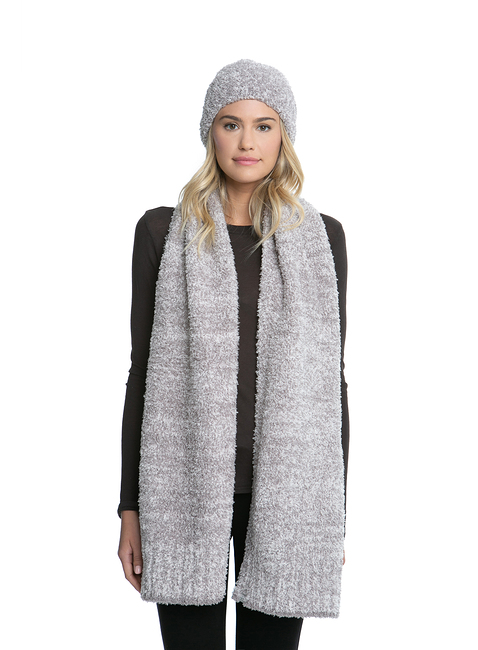 COZYCHIC® POM POM BEANIE AND SCARF SET