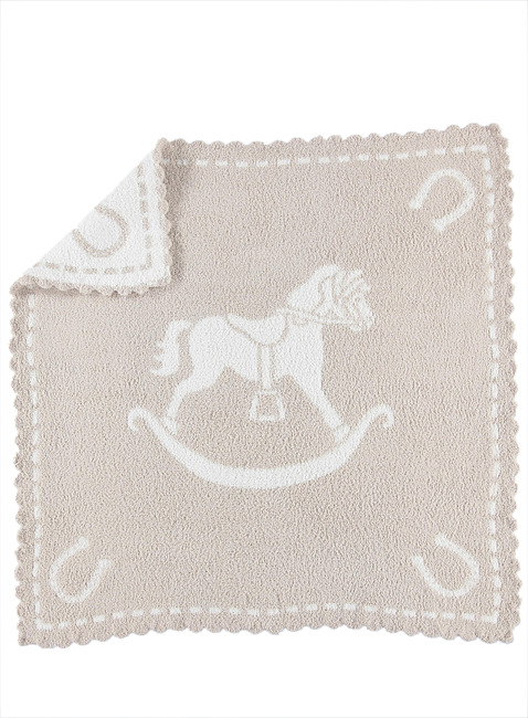 COZYCHIC® SCALLOPED RECEIVING BLANKET