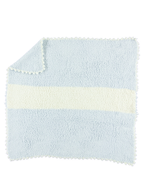 COZYCHIC® STRIPED RECEIVING BLANKET