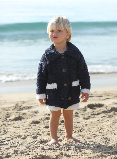 COZYCHIC® TODDLER CARDIGAN