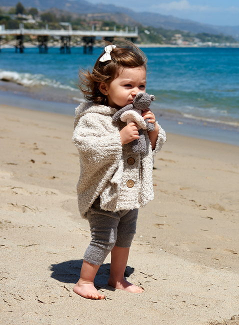 COZYCHIC® TODDLER HOODED CAPE