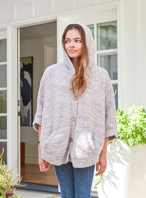 COZYCHIC® YOUTH HOODED CAPE