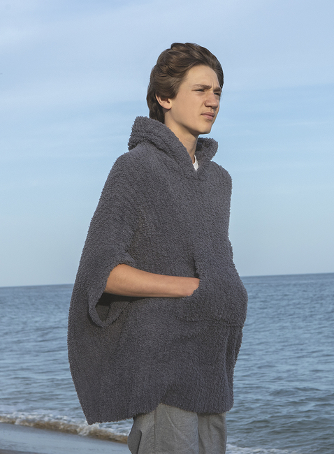 COZYCHIC® YOUTH RIBBED COZY