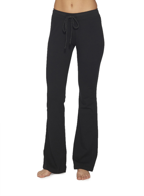 MALIBU COLLECTION® WOMEN\'S STRETCH FLARE PANT