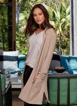COZYCHIC LITE® ESSENTIAL LONG CARDI