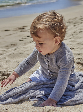 COZYCHIC LITE® INFANT CLASSIC CARDIGAN