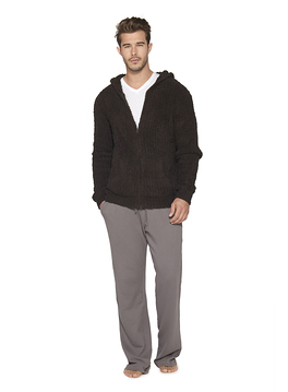 COZYCHIC® ADULT RIBBED HOODIE