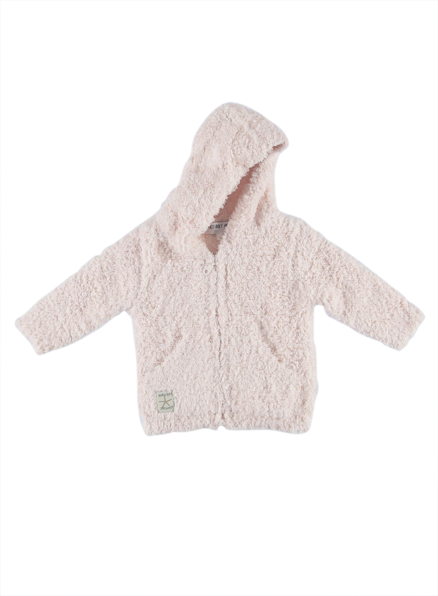 Barefoot Dreams CozyChic Infant Hoodie